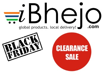Bumper Deal : Black Friday Clearance sale – Flat 65% off On Everything discount offer