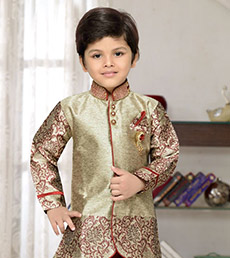 Get Minimum 60% + Extra 20% OFF on Kid's Ethnicwear !!! discount offer