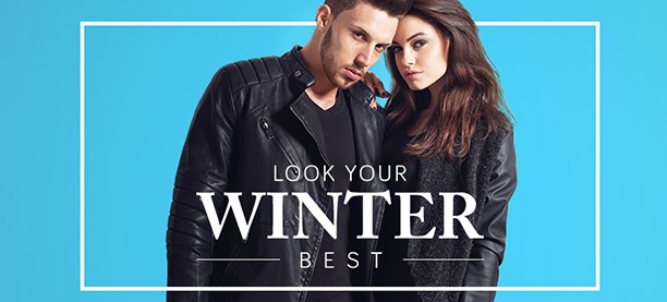 Look your Winter Best – Get Upto 70% off on Winter Fashion discount offer