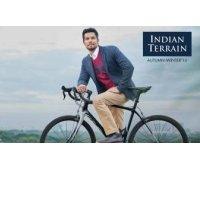 {Myntra OFFER}:- Indian Terrain Mens Apparels at Flat 50% OFF discount offer