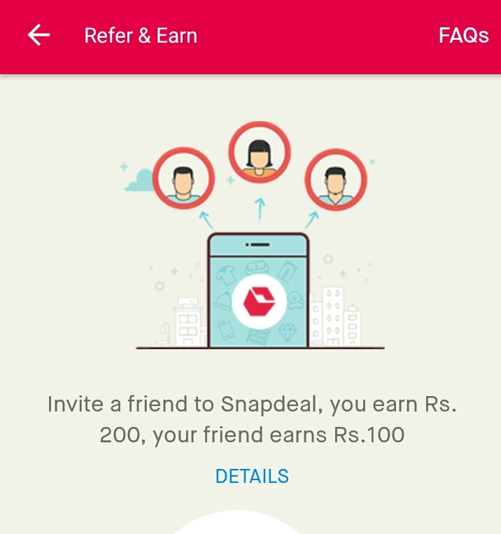 Flat Rs. 100 Cashback on First Purchase Of Rs. 300 discount offer