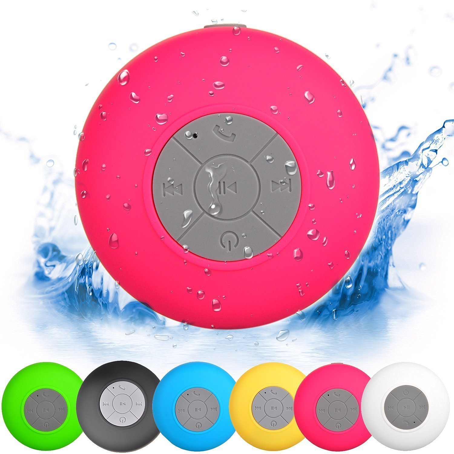 SeCro™ Waterproof Bluetooth Speaker 49% OFF + FREE SHIPPING discount offer