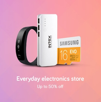 Everyday Electronics Store
