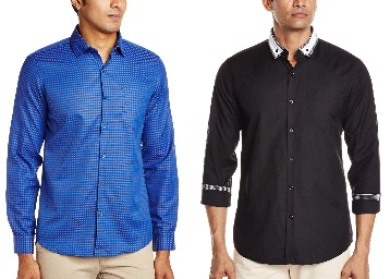Flat 60% Off On Mark Taylor Men Shirts discount offer