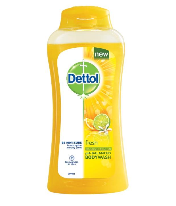 Dettol Fresh Bodywash 250 ml – Buy 2 Get 1 Free discount offer