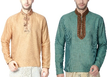 Get Peter England Ethnic Wear at Minimum 60% Off discount offer