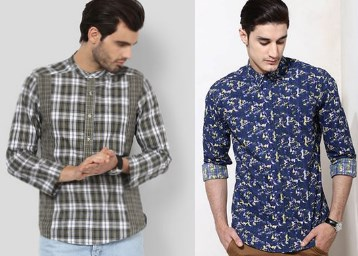 Get Minimum 30% – 70% Off on Men's Shirts + Extra 20% OFF on Online Payments discount offer