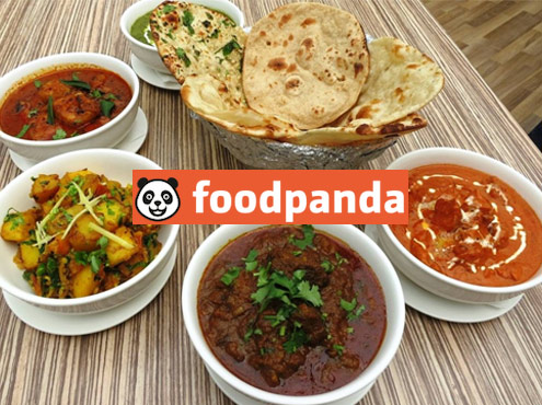Order Your First Food Flat 40% Off + Extra 20% Cashback discount offer
