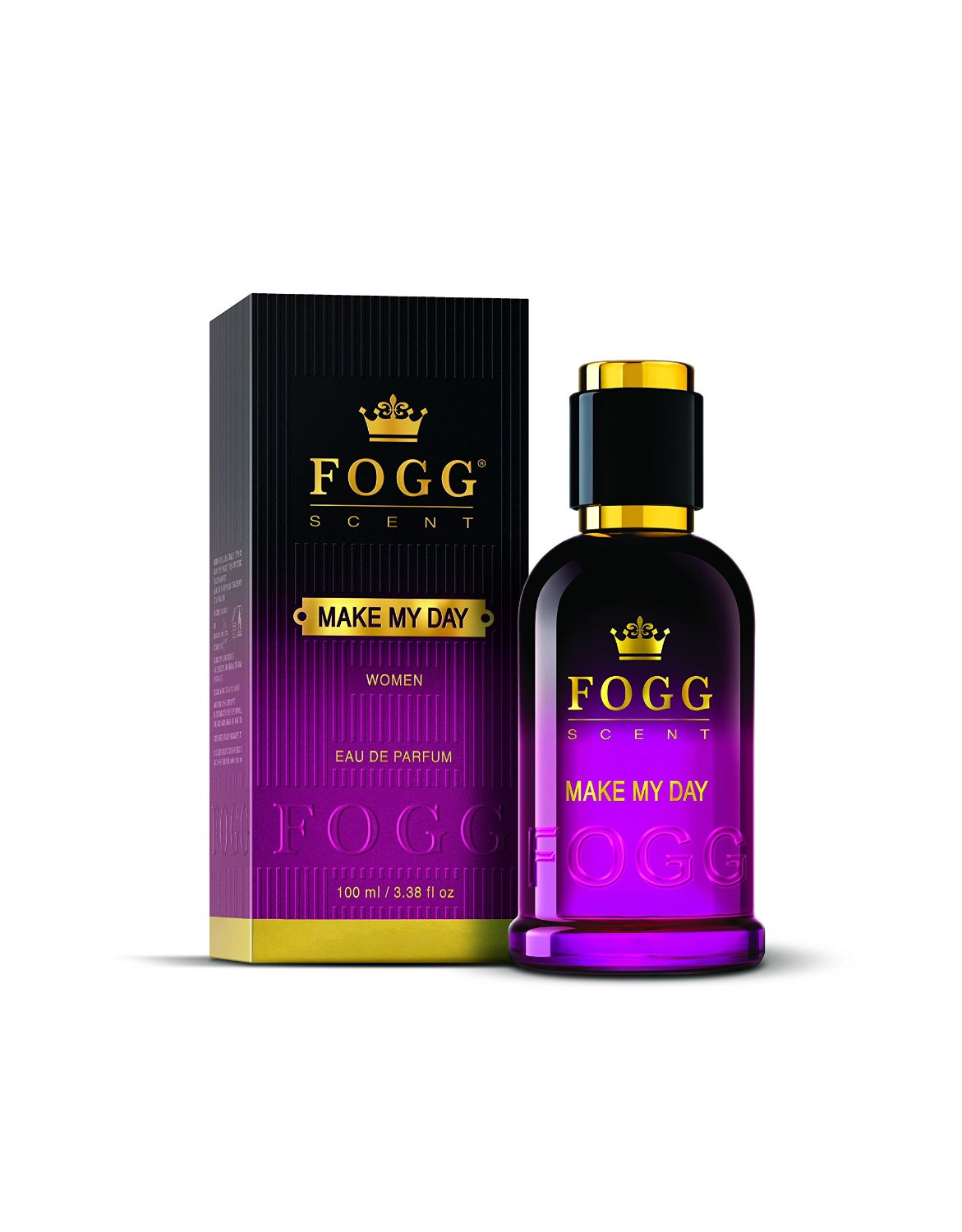 [53% Claimed] Fogg Make My Day Scent For Women, 100ml at 30% Off discount offer