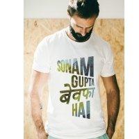 Men's T-Shirt at Upto 60% OFF Start Rs.297 discount offer