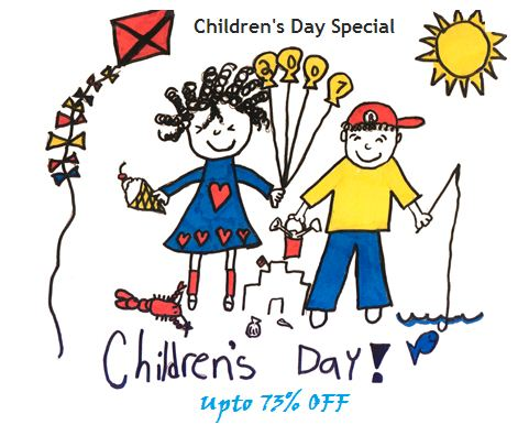 Childrens Day Special Flat Rs 100 Off Shopclues Starting At Rs