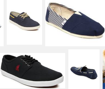 b5a9bf832c4fc5 Flat 60% off on MAST AND HARBOUR Casual Shoes