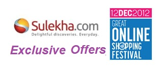 Sulekha Great Online Shopping Festival Offers (GOSF) at FreeKaaMaal com