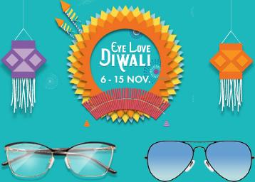 2d1b649f1ac Lenskart Eye Love Diwali Carnival - BOGO on Eyeglasses