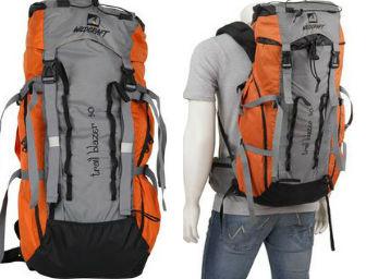 409fca7871 Buy Wildcraft Trailblazer Orange Backpack 50L at Lowest Online at  FreeKaaMaal.com