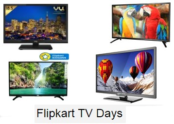 [Last Day] TVs upto 55% off + 10% off on Rs. 5000 + Rs. 25000 off (Exchange) discount offer