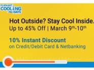 Cooling Days - Big Deals on Appliances + Extra 10% off + Free Installation