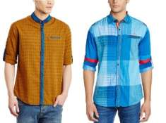 Big Deal: The Indian Garage Co Shirts at Flat 80% off + FREE Shipping