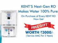 Request FREE Home Demo Now - Drink Pure And Be Healthy + Grab Free Gifts **