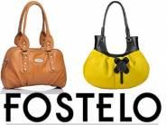 New Stock Added:- Fostelo Handbags at Minimum 85% off + Free Shipping