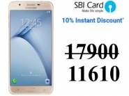 Samsung Galaxy On Nxt (64 GB, 3 GB) at Just Rs. 11610 [MRP Rs. 17900]