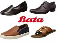 Bata Footwear at 50% Off + Extra 50 Cashback From Rs. 247