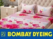 Big Offer - Bombay Dyeing Bedsheets Buy 1 Get 2 Free + 15% Cashback