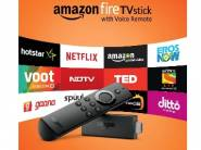 STEAL PRICE : Amazon Fire TV Stick at Just Rs. 3000 + Rs. 300 Cashback