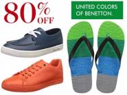 UCB Footwear 80% Off From Rs. 166 + FREE SHIPPING
