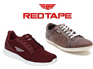 Steal Deal : Red Tape Footwear Flat 70% Off + FREE Shipping