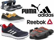 Adidas & Reebok Footwear at Min. 50% off + [HDFC & PhonePe Offer]