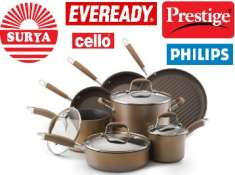 Deal Alert : Get Cookware Minimum 50% - 72% off + Extra 10% Off