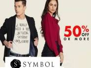 Symbol Clothing Minimum 50% Off From Rs. 119 + FREE SHIPPING
