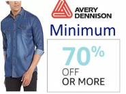 See Inside:- Dennison Shirts Min. 70% off + 7 More Offers + Free Shipping