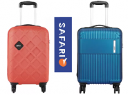 New Stock- Safari Luggage at Up to 75% Off + FREE SHIPPING