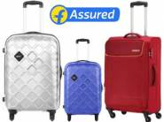 Get Safari Luggage Min. 70% off, starts at Rs. 2048 + Extra 10% Off