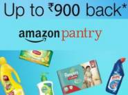 New Pantry Offer - Save Rs. 900 On Your Monthly Grocery & More Offer