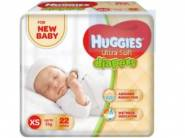 Big Deal:- Huggies Ultra Soft (22 Pieces) at Flat 68% off + Free Shipping