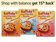 Best Seller:- Saffola Multi-Grain Flakes Delight - 400gm at Rs. 127
