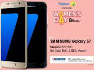 Flat 50% Off - Samsung Galaxy S7 (Gold Platinum, 32 GB) (4 GB RAM)