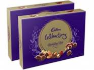 Back Again : Cadbury Rich Dry Fruit Collection, 120g (Pack of 2)