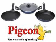 [8 Deals Inside]:- Pigeon Essential Cookware Set at Flat 67% OFF