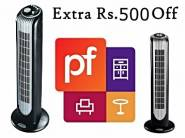 PRICE DOWN : Bionaire 90 Degree Pedestal Fan at Just Rs. 899 [Shipping Added]