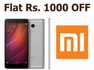 Worlds Best Selling:- Redmi Note 4 [4 GB & 64 GB] at Just Rs.11999 + More Offers