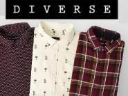 Diverse Men