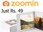 Customize Now : Get (6X6) PhotoBook Of 20 Pages at Just Rs. 49