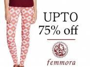 Steal Deal : Upto 75% Off on Femmora Women