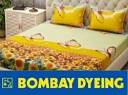 Bombay Dying Bedsheets at Min. 50% off