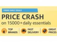 Live Again - Amazon Price Crash On Daily Essentials From Rs.99