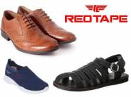 Best Buy : Red Tape Footwear at Flat 70% Off